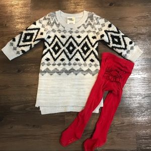 OshKosh B'Gosh 12-24 M Sweater Dress